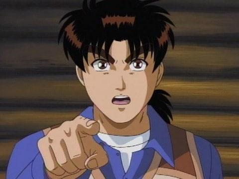 第99話 天草財宝伝説殺人事件 ファイル5
