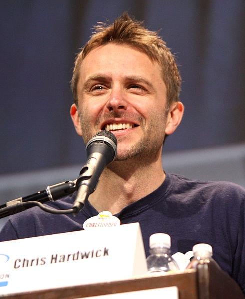 クリス・ハードウィック
