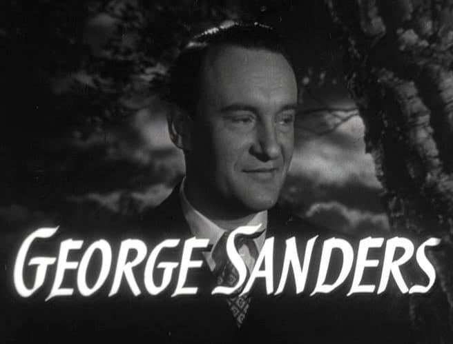 ジョージ・サンダース
