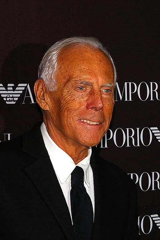 ジョルジオ・アルマーニ