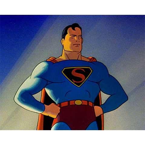 スーパーマン ジャングルの太鼓