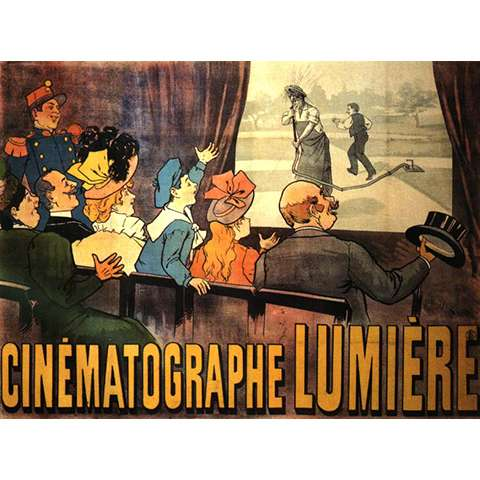 世界初のドキュメンタリー:リュミエール社作品集