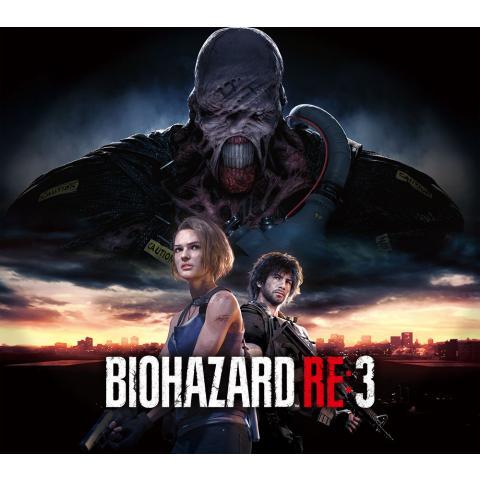 『バイオハザード RE:3』プロモーション映像