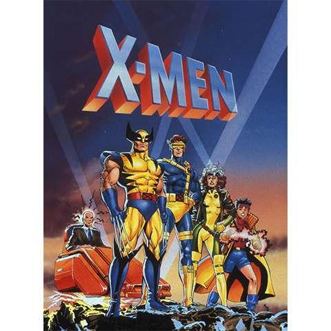 Marvel Comics X‐MEN Season 2