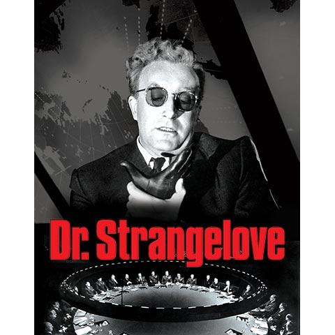 博士の異常な愛情