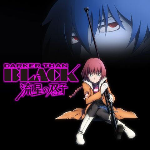 DARKER THAN BLACK -流星の双子(ジェミニ)-