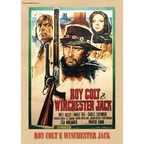 ロイ・コルト&ウィンチェスター・ジャック
