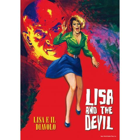 リサと悪魔
