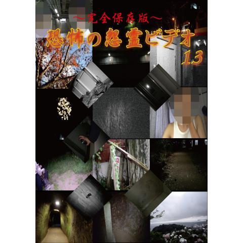 ~完全保存版~恐怖の怨霊ビデオ13