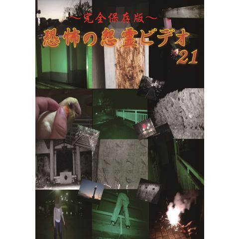~完全保存版~恐怖の怨霊ビデオ21