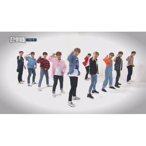 週刊K-POPアイドル #315-334