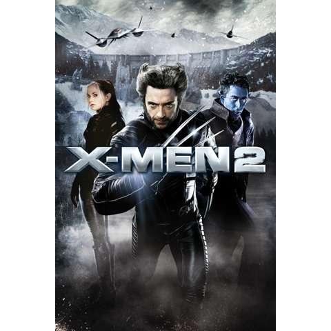 X‐MEN2