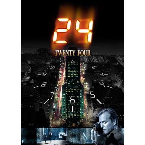 24 ‐TWENTY FOUR‐ シーズン 1