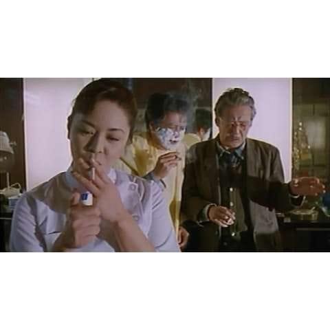 下町の理髪店 ~未亡人の指先~