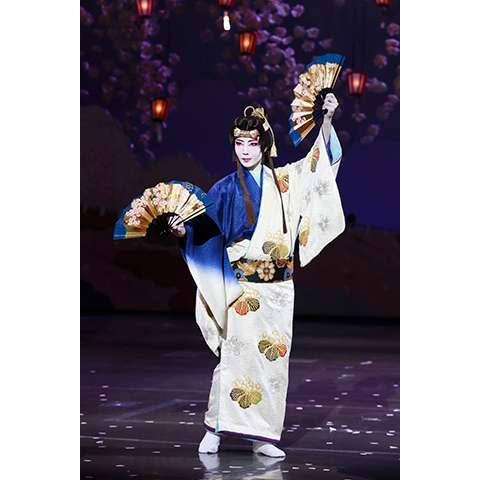 宝塚ジャポニズム ~序破急~('13年星組・台湾・千秋楽)