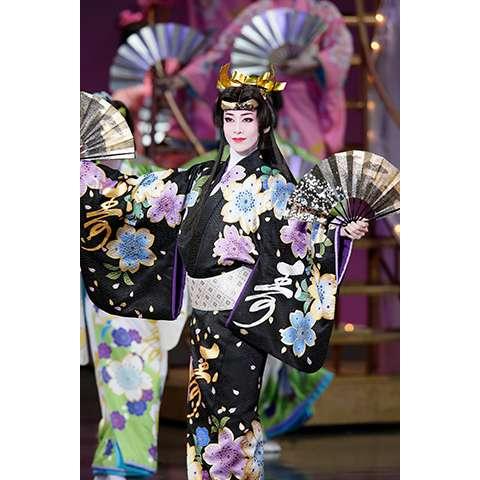 宝塚をどり<蘭寿とむ特別出演版>('14年月組・宝塚)