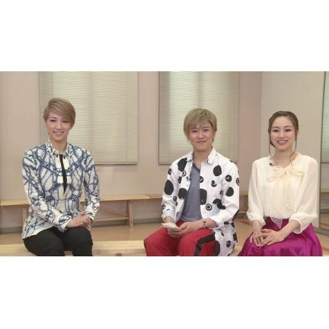 TAKARAZUKA NEWS Pick Up「宙組トップスター 真風涼帆 突撃レポート」