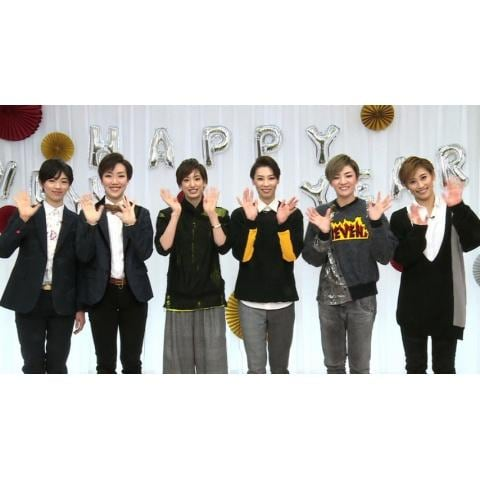 TAKARAZUKA NEWS Pick Up「お正月だよ!Hey!Say!パネルアタック2019~花組編~」~2019年1月 お正月スペシャル!より~