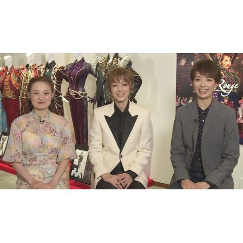 TAKARAZUKA NEWS Pick Up #609「ゲストコーナー 七海ひろき」~2019年3月より~
