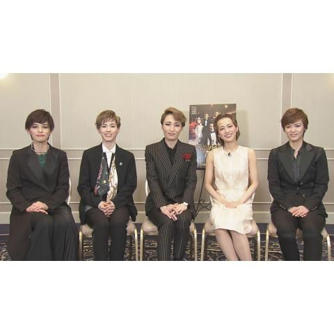 TAKARAZUKA NEWS Pick Up #636「雪組『ONCE UPON A TIME IN AMERICA』インタビュー」~2019年10月より~