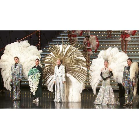 千秋楽舞台挨拶コレクション2019~雪組編~