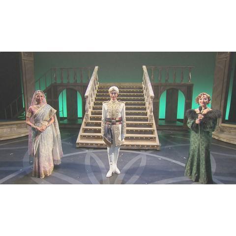 TAKARAZUKA NEWS Pick Up #668「月組シアター・ドラマシティ公演『ダル・レークの恋』突撃レポート」~2021年3月より~