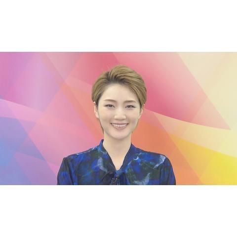 TAKARAZUKA NEWS Pick Up「true colors  芹香斗亜」