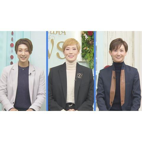 TAKARAZUKA NEWS Pick Up 「どちらがOTOMO?/ときめき・Moment Special/未公開トーク~星組編~」~タカラヅカニュースお正月スペシャル!2021より~