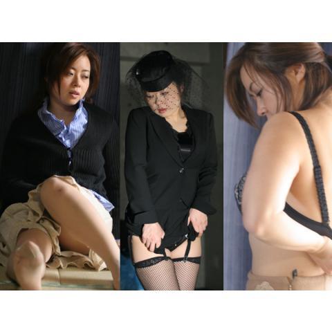 望月加奈/麗しの未亡人(R15版)