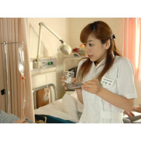夏井亜美/令嬢ナース か・ん・じ・る・白い制服(R15版)
