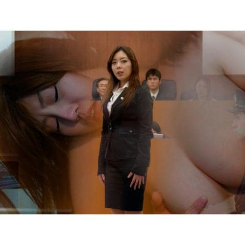 水沢真樹/女弁護士恥辱法廷 撮られた肢体(R15版)