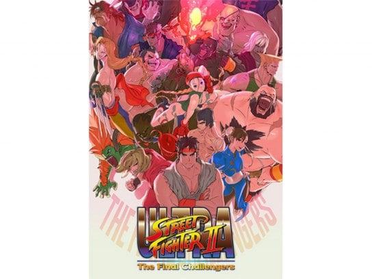 『ウルトラストリートファイターII ザ・ファイナルチャレンジャーズ』PV