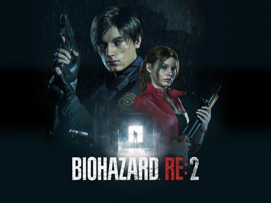 『バイオハザード RE:2』プロモーション映像