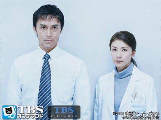 映画「チーム・バチスタの栄光」