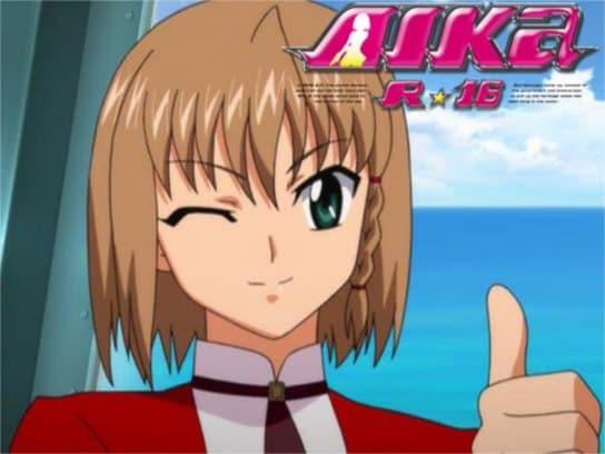 AIKa R-16:VIRGIN MISSION