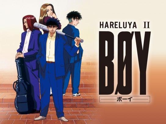 HARELUYA II BOY